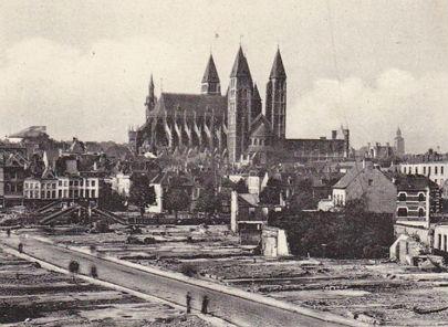 Tournai sous les bombes 1940